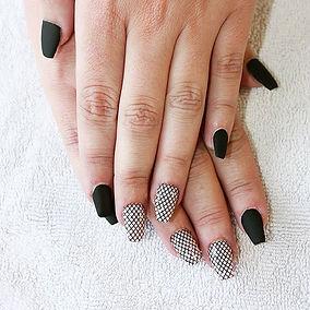 Gelish nails from R250 _#uñasbellas #ac