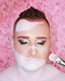 Living for this _jamescharles look on _h