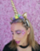 Absolutely love this unicorn look I did