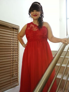 Beautiful Matric Dance client and her mo