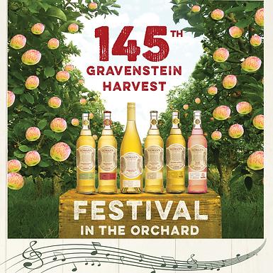 Gowan's Cider 145th Gravenstein Harvest Festival in the Orchard