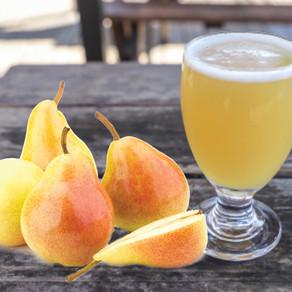 IntrodHazy Pear Cider