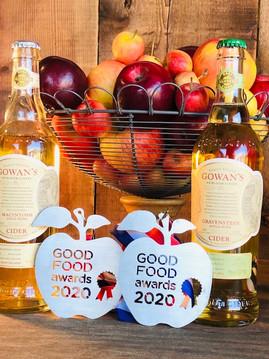 Good Food Award Medals Mac Grac 200217x1