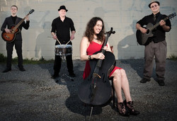 Dirty Cello World Music-Saturday