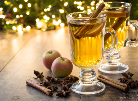 Introducing Spiced Apple Cider