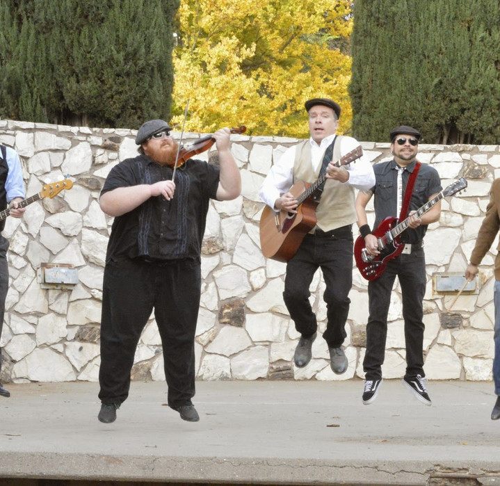One Eyed Reilly Celtic Band