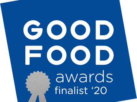 Good Food Award Finalist Announced