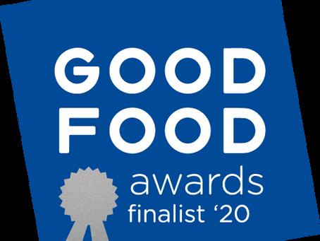Good Food Award Finalist Announced