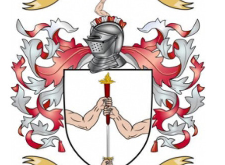 The Gowan Irish Family Crest and Coat of Arms