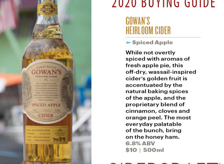 Spiced Apple Tops National Buying Guide-CIDERCRAFT Magazine