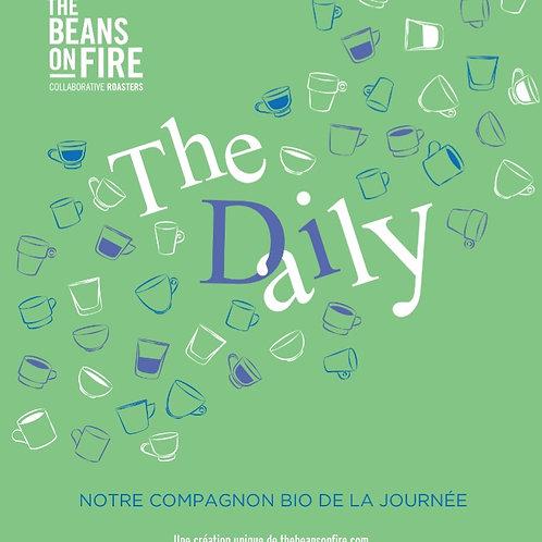 Café Beans on Fire - The Daily