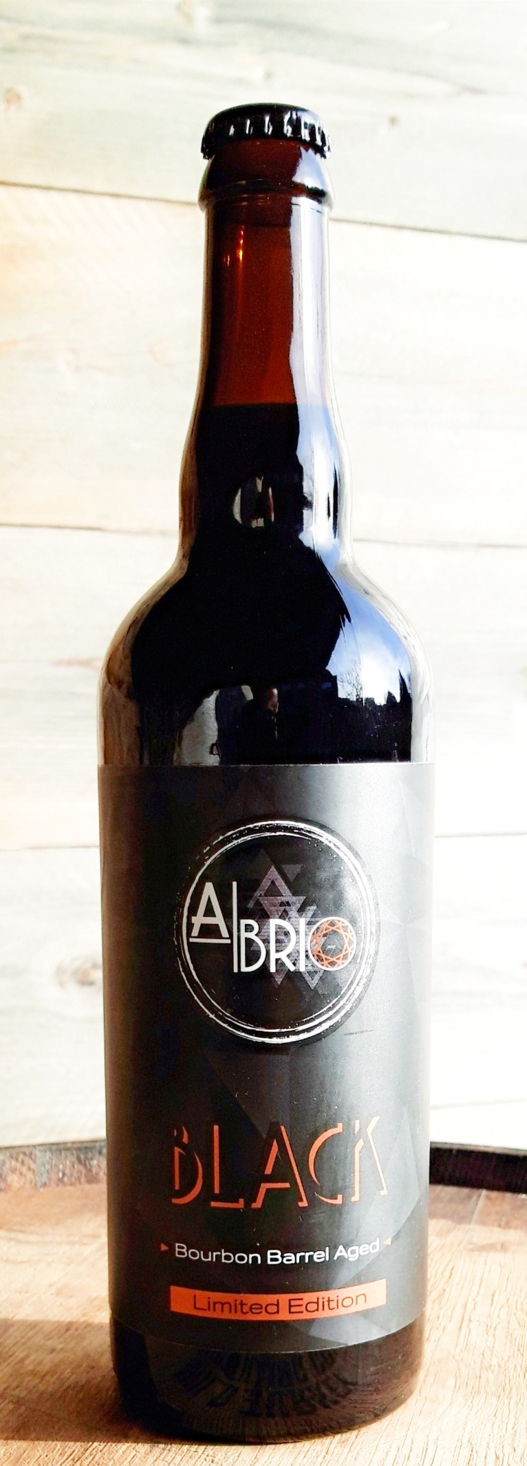 ABRIO BLACK Bourbon Barrel Aged