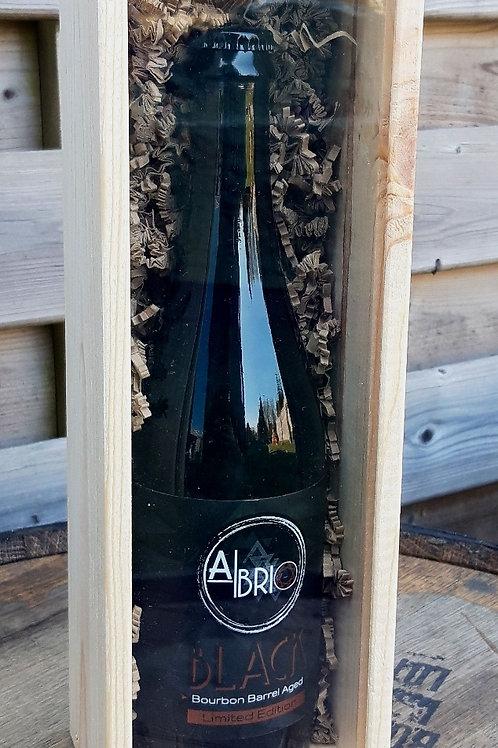 ABRIO BLACK woodbox