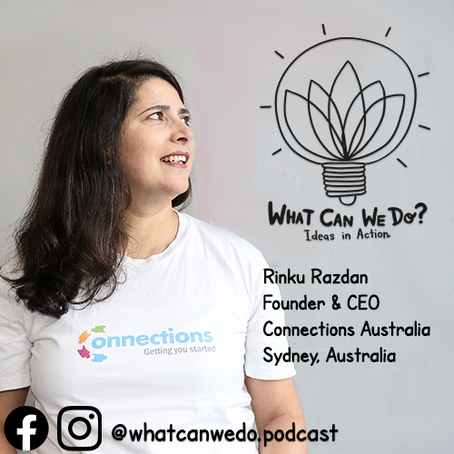 Connection Australia is helping refugees and migrants.