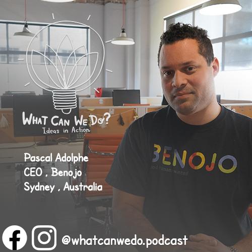 Benojo, an Online Fundraising Platform -Podcast Series