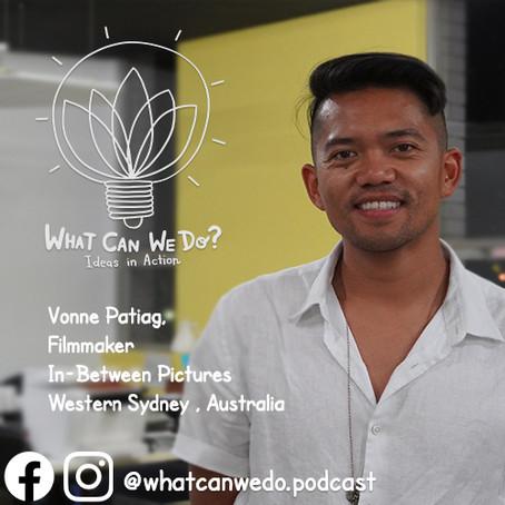 Vonne Patiag is amplifying minority voices in Australian content