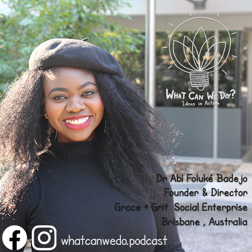 Human trafficking in Survivors Nigeria and Cameroon - A Podcast Series