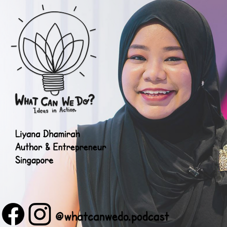 Homelessness in Singapore - Liyana Dhamirah, Author.