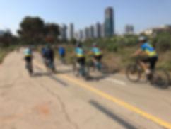 אודות המסלול הדרכת אופניים