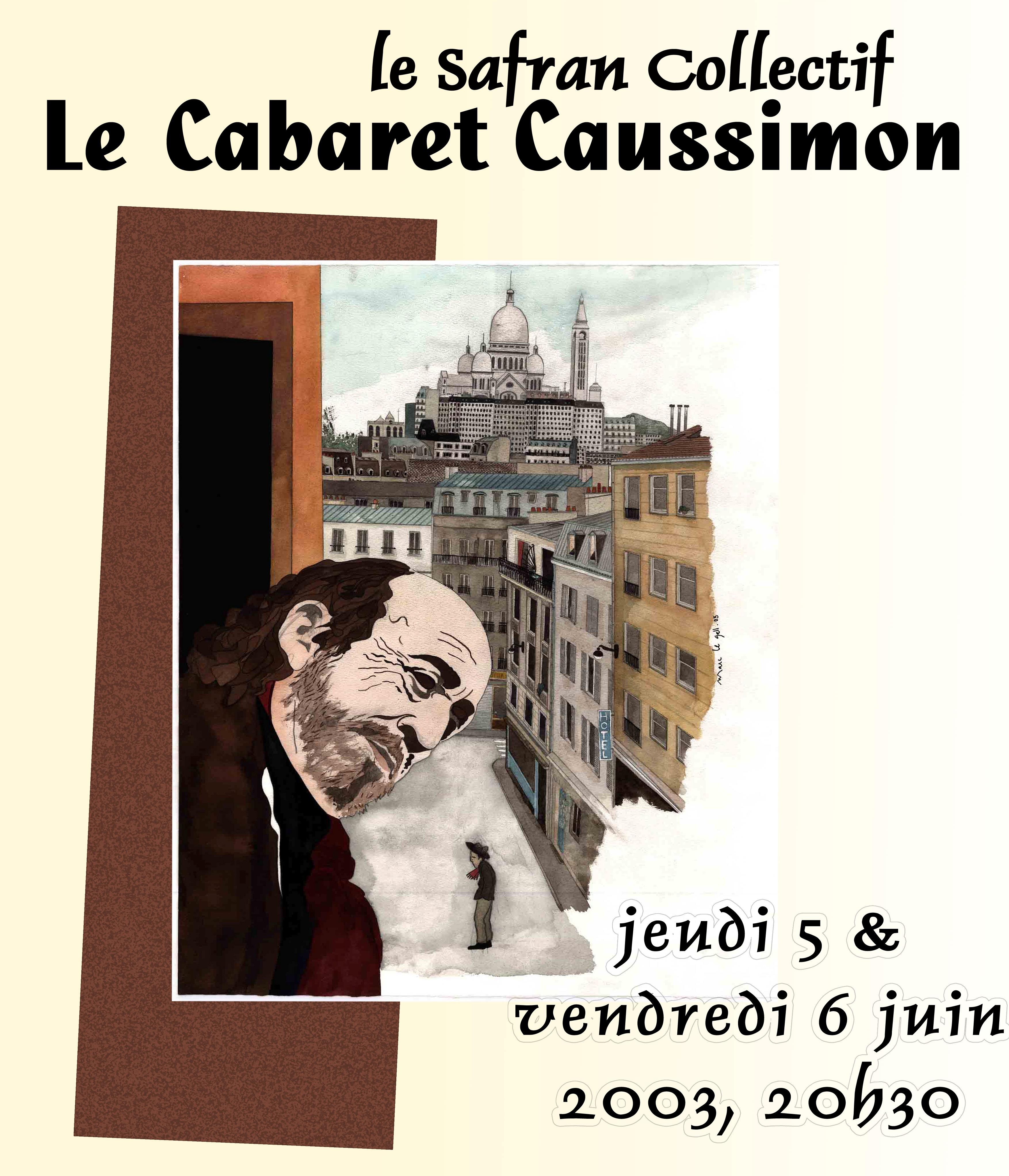 Cabaret Caussimon