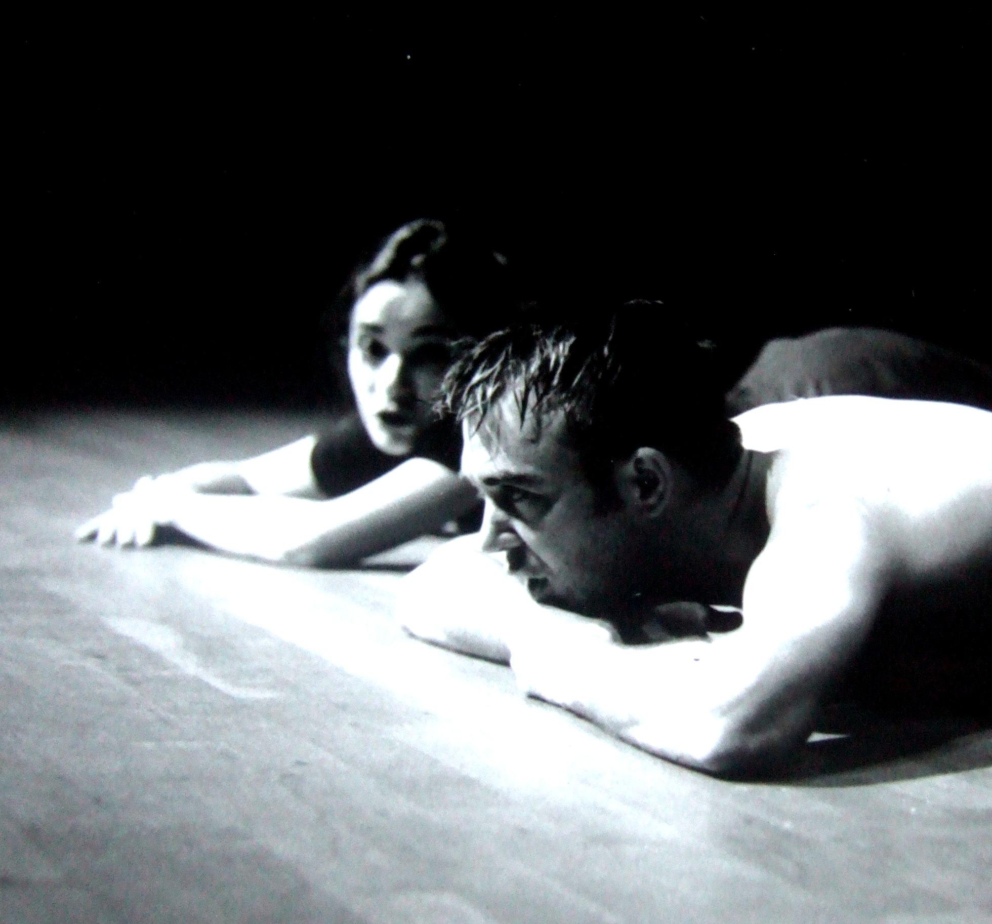 Valérie Diome et Marc Le Gall