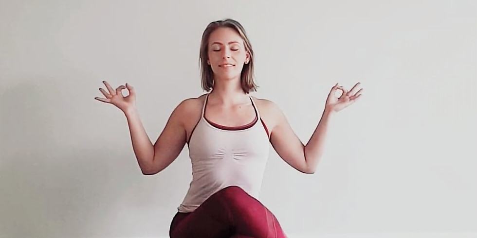 Yoga- Nybegynner Kurs