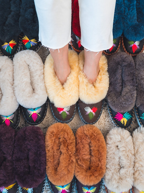 Sheepers Slippers