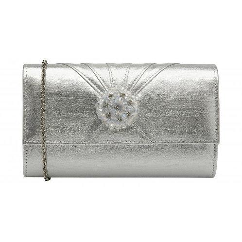 Aria Clutch Bag | Lotus