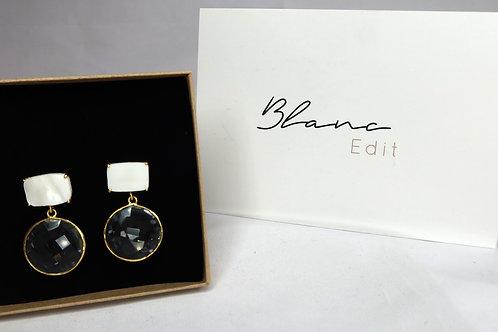 Blanc Edit - 'Elena' Earrings
