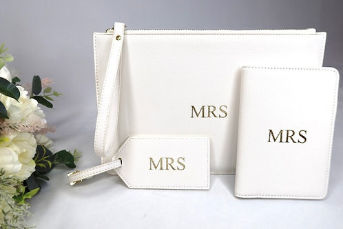 Personalised deluxe travel set