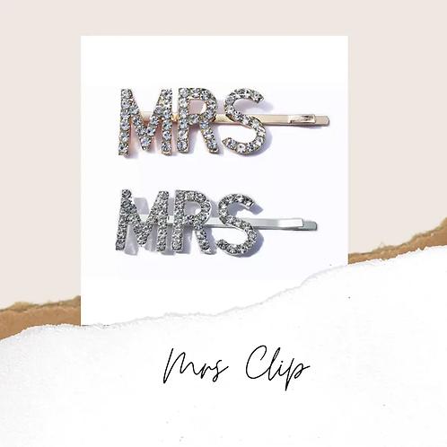 'Mrs' Clip