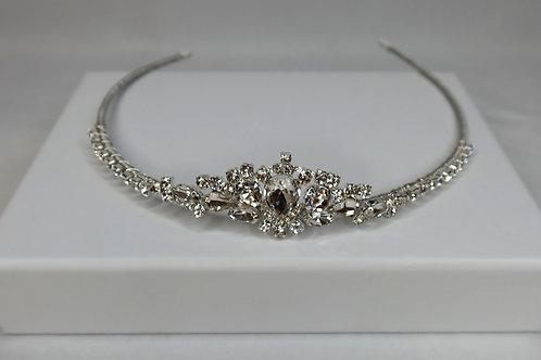 Traditional Crystal Tiara