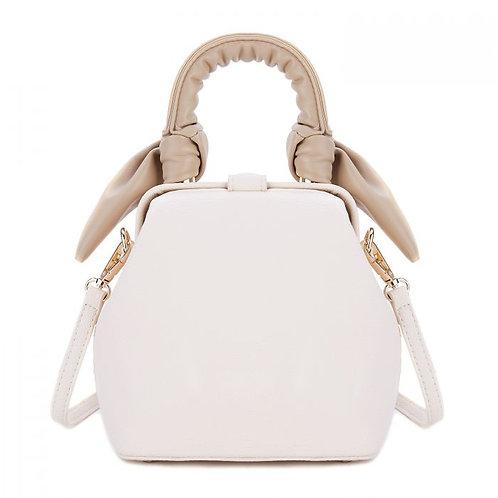 Cream and Camel bag