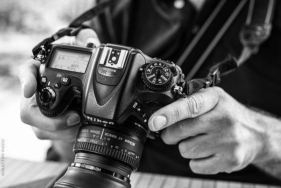 Mon boîtier, un  Nikon D7100