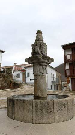 Fuente de la Plaza Mayor