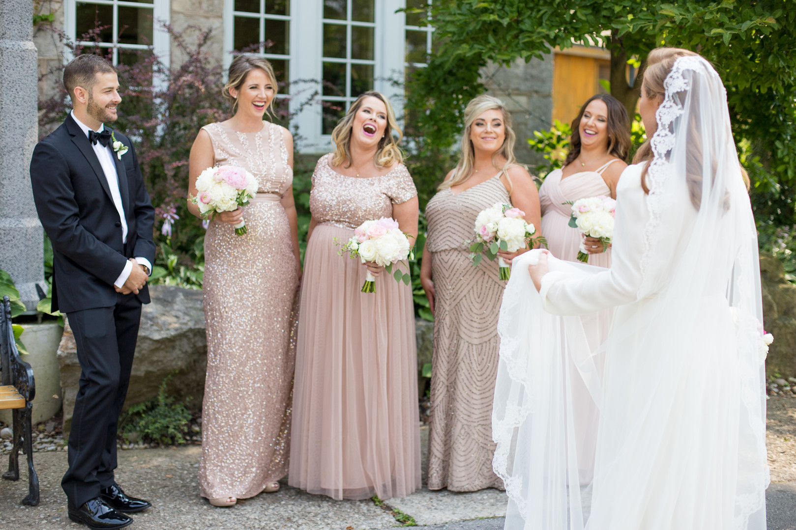 Hamilton Wedding