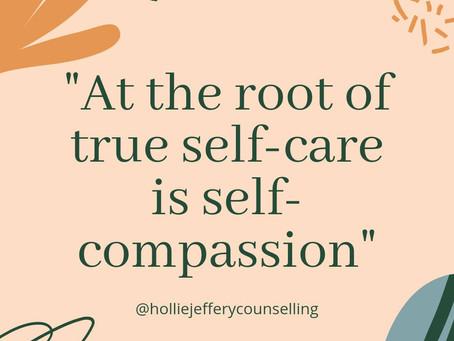 True Self-Care