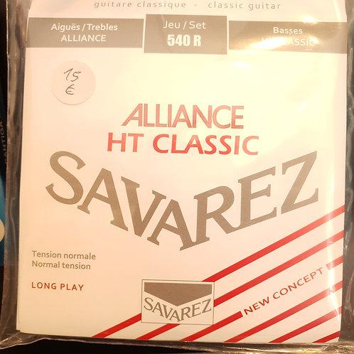 Savarez Alliance red