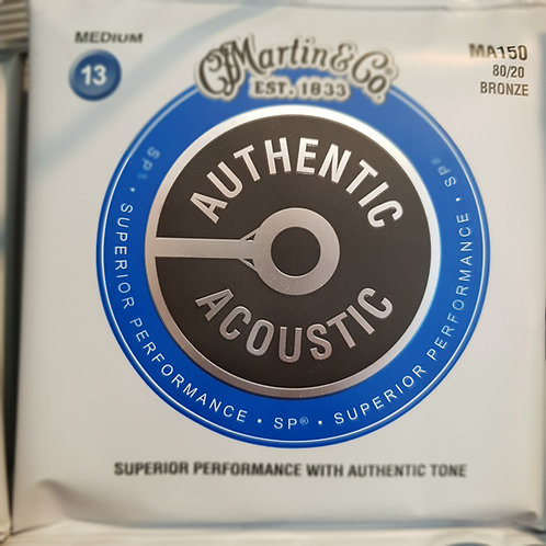 Martin Authentic Acoustic .013 bronze
