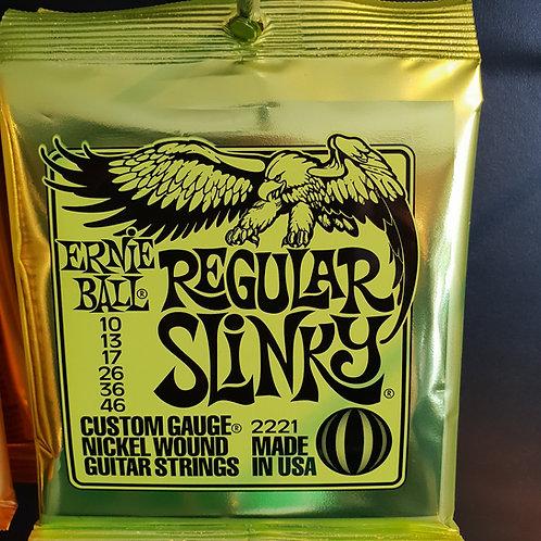 Ernie Ball Regular Slinky .010 - .046