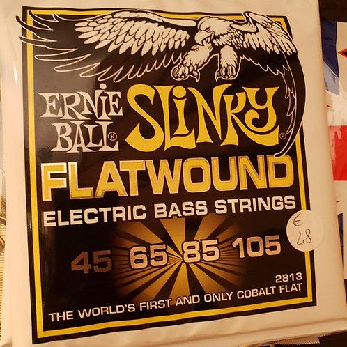 Ernie Ball Slinky Flatwood 45 - 105