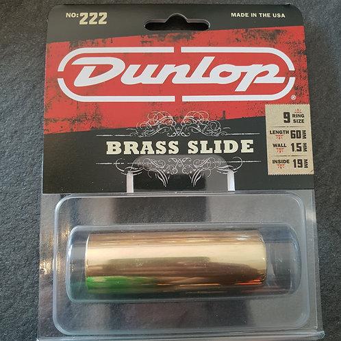 Dunlop Brass Slide 222 misura 9