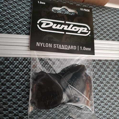 Dunlop Nylon Standard 1.0mm 12 pack