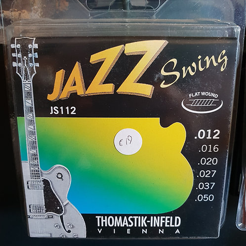 Thomastik Jazz Swing .012 - .050
