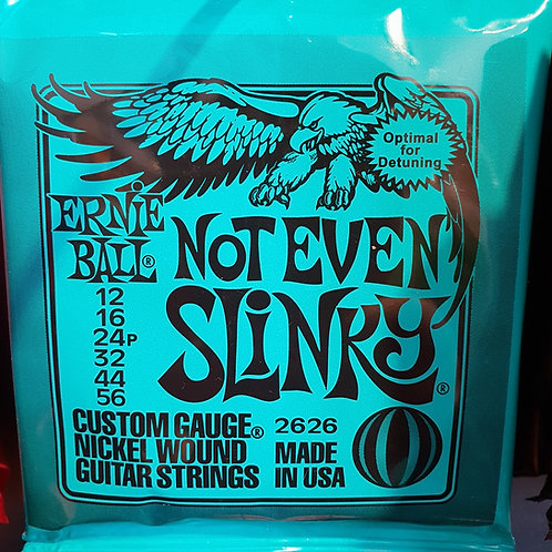 Ernie Ball Not Even Slinky .012 - .056