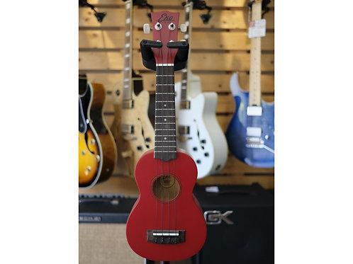 Eko ukulele soprano rosso