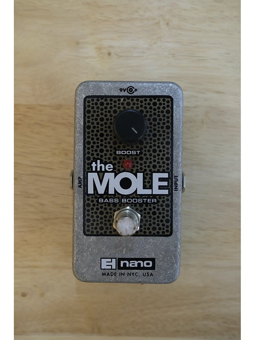 El Nano The Mole bass booster