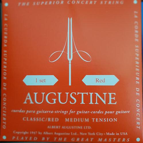 Augustine Medium Tension red