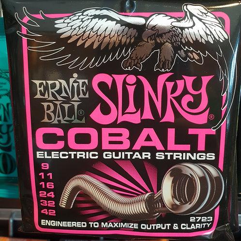 Ernie Ball Cobalt Slinky .009 - .042