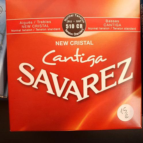 Savarez Cantiga Red